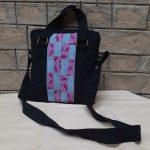 Applique square sling bag 560Rs